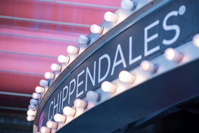 Chippendales Sign